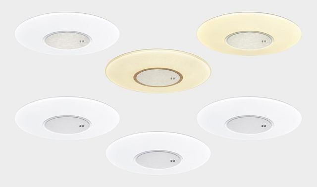 Lampy sufitowe LED Sharpa