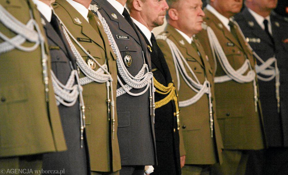 Generałowie polskiej armii