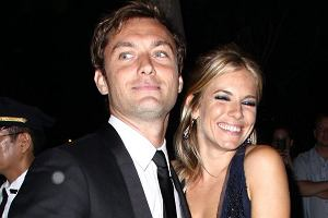 Jude Law i Sienna Miller