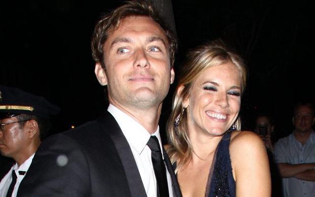 Jude Law i Sienna Miller ślub laos ceremonia