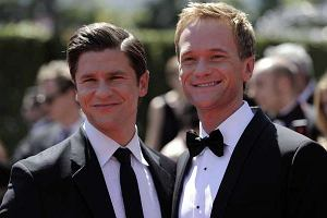 Neil Patrick Harris i jego partner David Burtka.