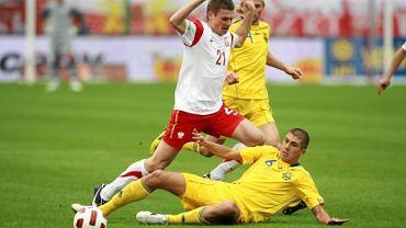 Polska - Ukraina 1:1. Łukasz Piszczek