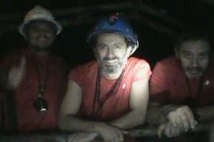 Górnicy zasypani w kopalni