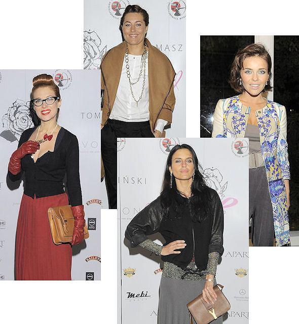 Piątkowy pokaz nowej kolekcji Tomasza Ossolińskiego przyciągnął wiele gwiazd. Celebrytki deklarując zainteresowanie modą same musiały stanąć na wysokości zadania i zadbać o odpowiednią kreację. Naszym zdaniem wyszło im to całkiem nieźle. Zagłosujcie na najlepiej ubraną gwiazdę wieczoru!
