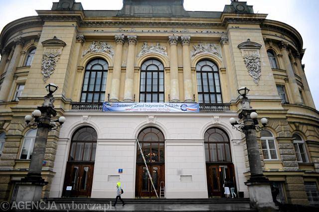 Gmach Politechniki Warszawskiej
