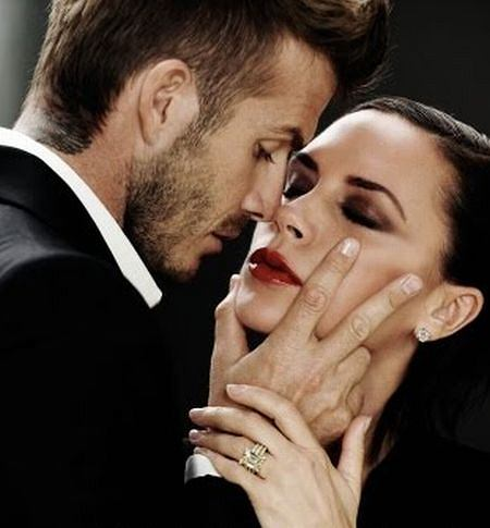 Nowa reklama perfum Państwa Beckham