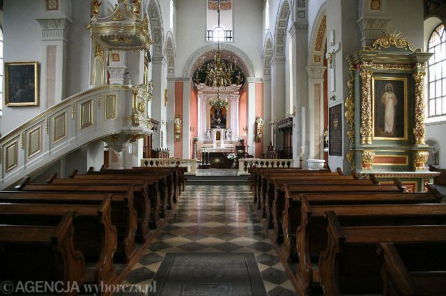 Bazylika św. Jana Chrzciciela w Brochowie / Fot. Michał Mutor / Agencja Gazeta