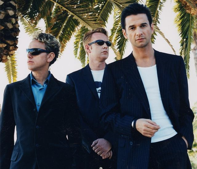 Depeche Mode, mat. prasowe