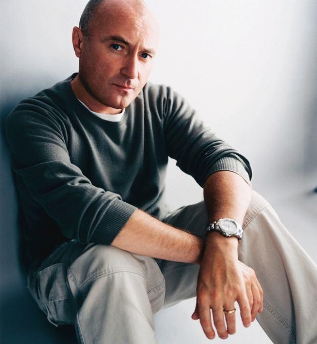 Phil Collins, mat. prasowe