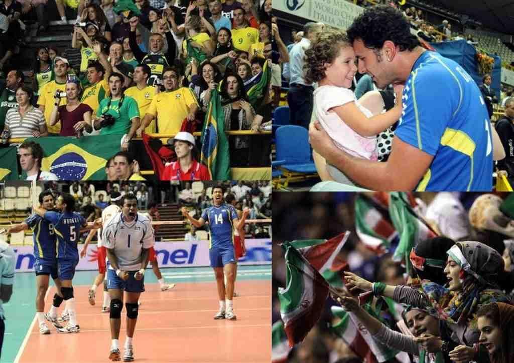 Mistrzostwa świata w siatkówce, Włochy 2010