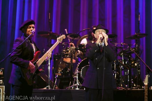 Zdjęcie numer 2 w galerii - Leonard Cohen zawładnął Spodkiem