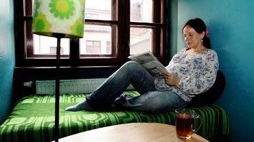 Beata Zych 5. miesiąc ciąży