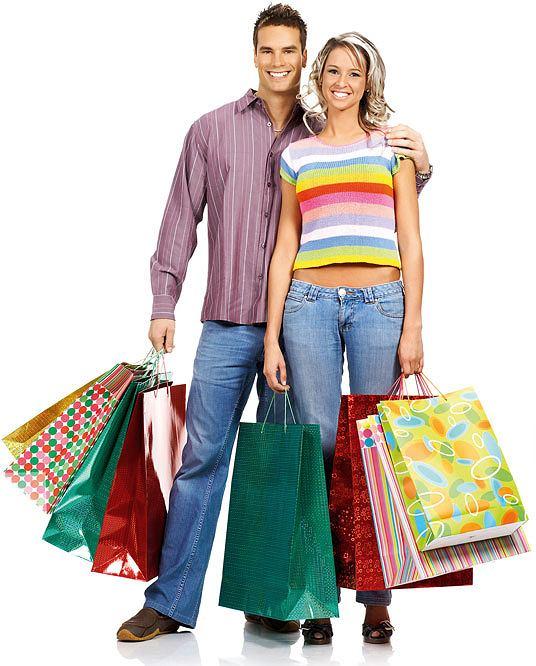 zakupy wydłużają życie