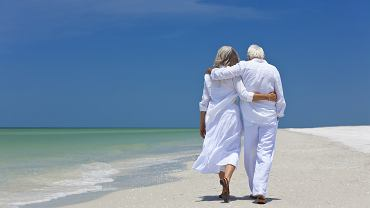 Seniorzy na wczasach