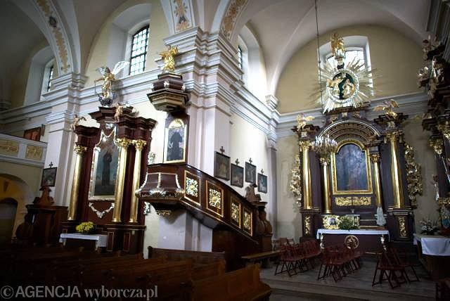 Klasztor ojców Franciszkanów w Łagiewnikach