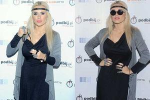 Doda pojawiła się wczoraj w warszawskim klubie Capitol. Gwiazda przyszła ubrana w długą, czarną sukienkę, sweter i buty na koturnie. Nie zabrakło mocnych akcentów. Na palcu miała pierścień w kształcie krzyża i okulary podobne do tych, które nosi Lady Gaga. Jak podoba wam się Doda w wydaniu nieco hipisowskim?