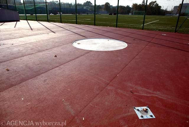 Nowy stadion lekkoatletyczny AZS Łódź