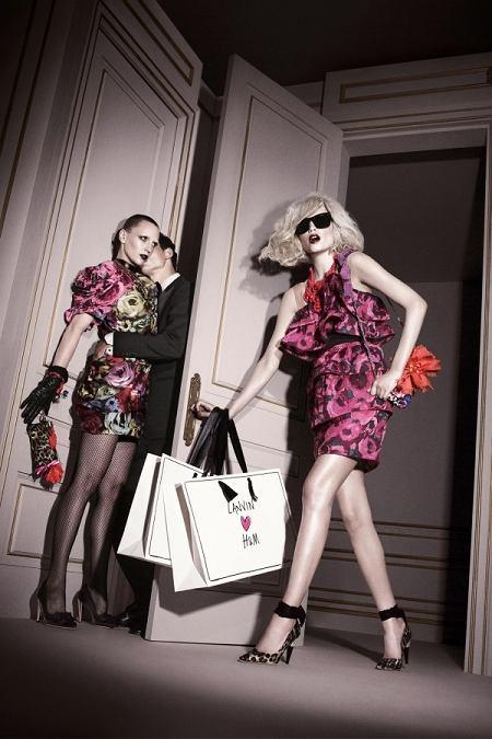 kampania Lanvin for H&M - jesień/zima 2010/2011