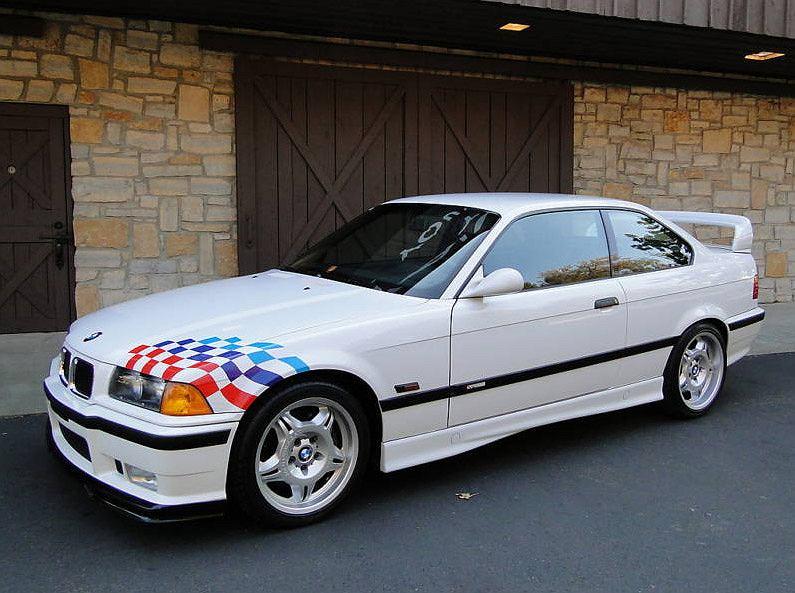 BMW M3 CSL z 1995