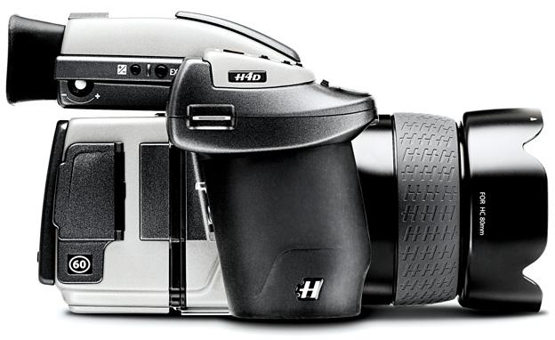 Hasselblad H4D60, korpus 60 Mpix, 28 995 euro