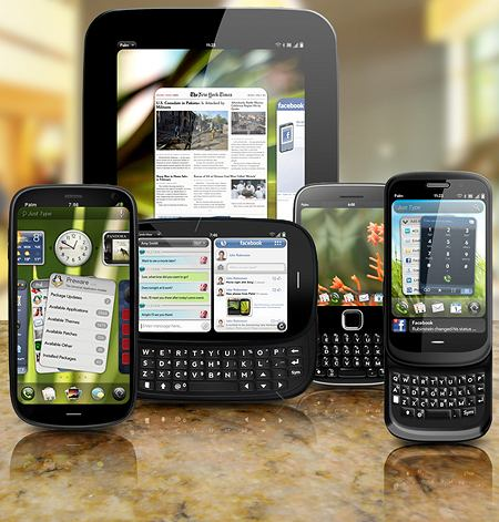 Palm Web OS 2.0