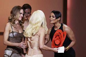 Donatella Versace, Hillary Swank, Janet Jackson, Glamour
