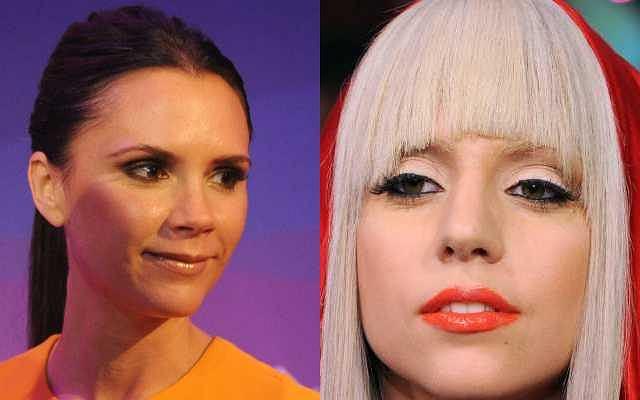 Beckham obraża Lady Gagę.