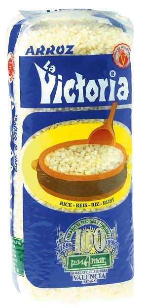 hiszpańskie specjały - ryż - arroz - do paelli