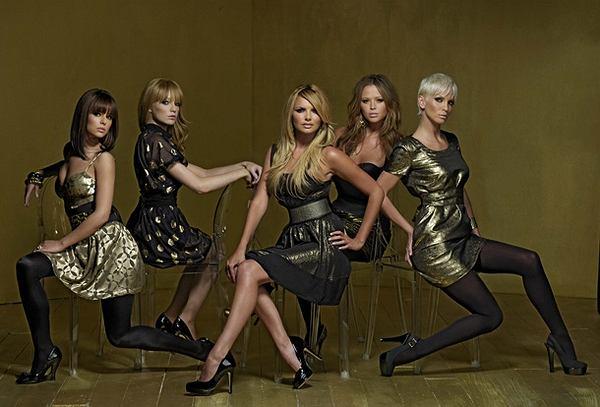 Girls Aloud / oficjalna strona zespołu