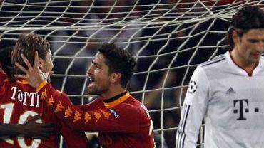 Roma łatwo wygrała z Zagłębiem 4:0