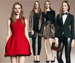 Świąteczny lookbook Zara - zima 2010