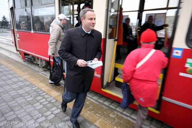 Rafał Bruski, kandydat PO na prezydenta Bydgoszczy