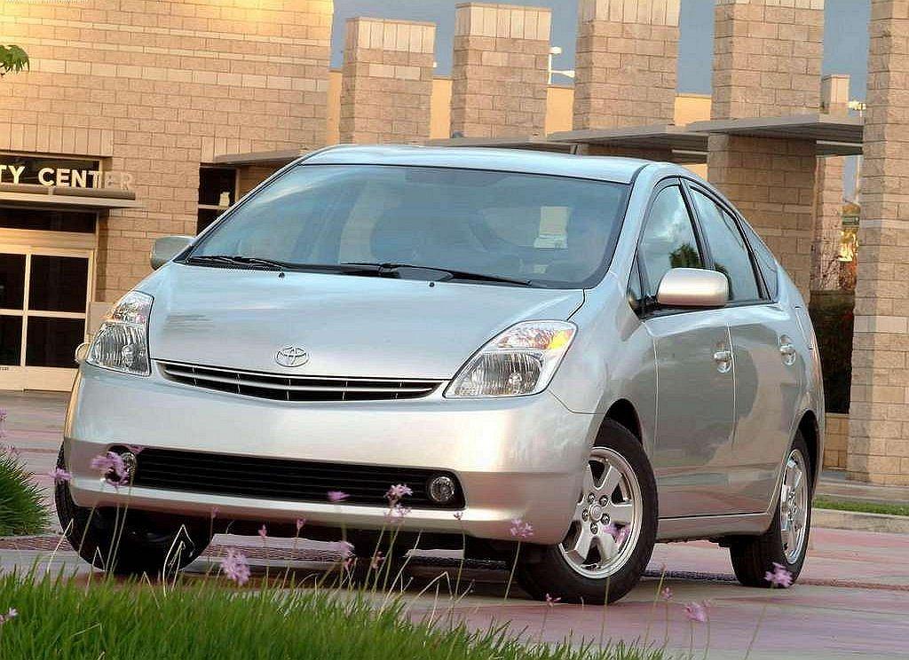 Toyota Prius 2004 (II generacja)