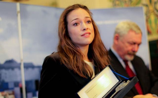 Alicja Bachleda-Curuś przyleciała do Polski na zaproszenie prezydenta Krakowa. Aktorka została twarzą miasta. Będzie promować Kraków jako najlepsze w tej części Europy miejsce filmowe.