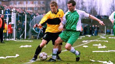 Mecz Grunwald Halemba - GKS Katowice z 2000 roku