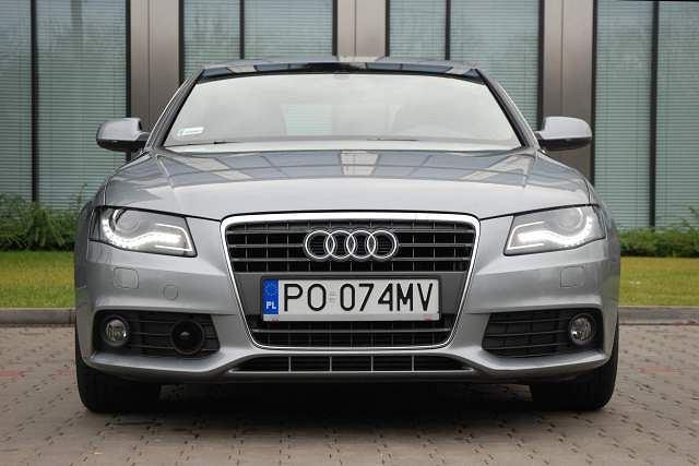 Audi A4 2.0 TDI 170 KM