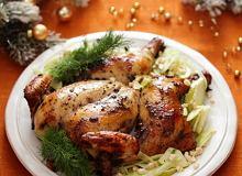 Noworoczny kurczak po syczuańsku z piklami z fenkuła i jabłka - ugotuj
