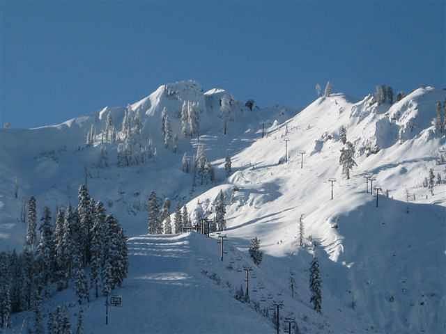 Śniegu w większości ośrodków narciarskich Europy nie brakuje