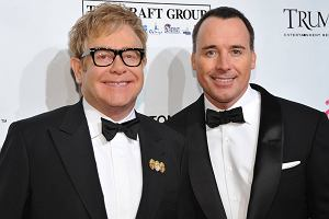Elton John i David Furnish zostali rodzicami.