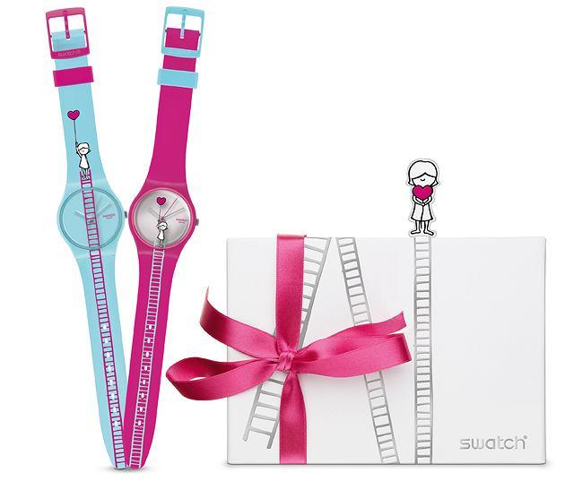 Swatch, The Way To Love, 450 zł