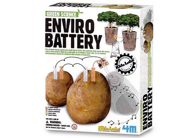 gadżety - Enviro Battery