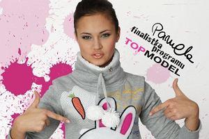 Uczestniczki Top model. Zostań modelką zaczynają robić karierę. Pamela Jedziniak wystąpił w sesji reklamującej sklep internetowy.