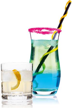 drinki Lemonhelmut i Opera Club Specjal