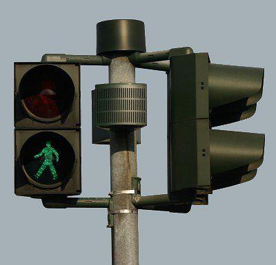Sygnalizator w Johannesburgu