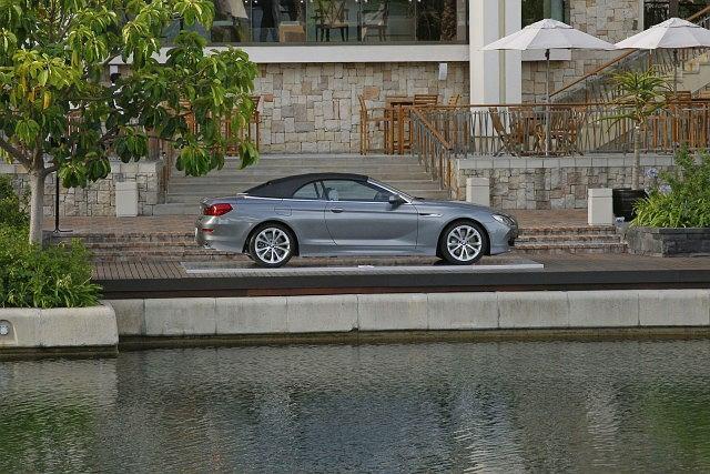 BMW serii 6 Cabriolet (2011)