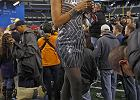 Piękna dziennikarka przyćmiła gwiazdy NFL podczas Super Bowl Media Day