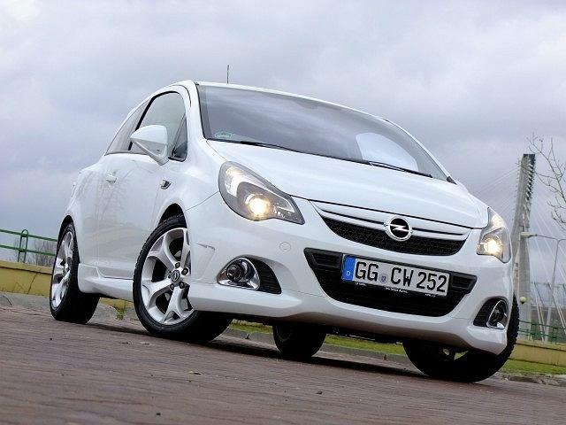 Opel Corsa OPC (facelifting 2011)