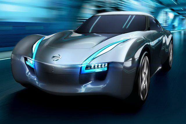 Nissan Esflow Concept. Sportowy odpowiednik Leaf'a?