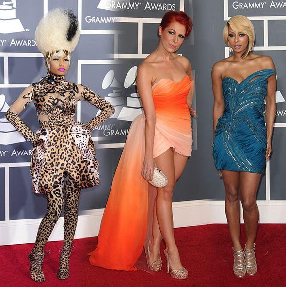 Gwiazdy na rozdaniu nagród Grammy 2011