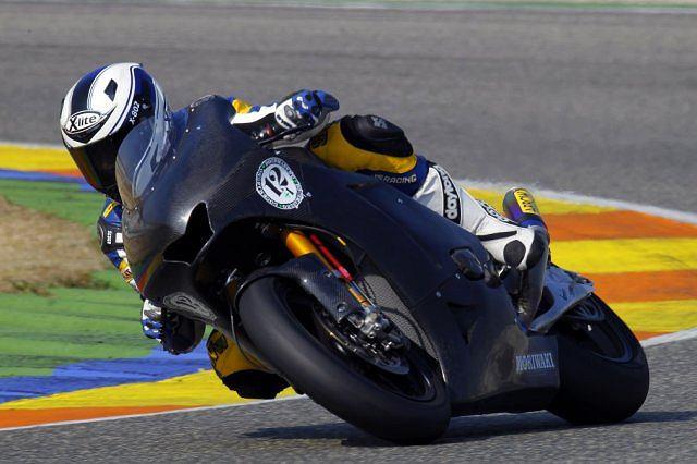 Łukasz Wargala będzie jeździć w Moto2, przedsionku królewskiej serii MotoGP